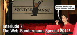 Interlude 7: The Web-Sondermann-Special 2011
